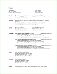 Sample Resume Of A College Student by Curriculum Vitae Resume Template For College Student Applying