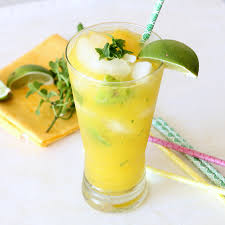 mango martini mango mint mojitos around my family table