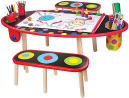 Play Table For Kids 13 Kids Craft Table Inspirations To Support The Kids Crafting
