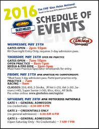 pro motocross schedule motocross action magazine mxa weekend news round up updated as it