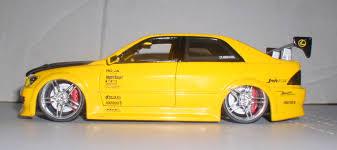 jada toys import racer lexus ls 300 1 24 diecast metal scale model