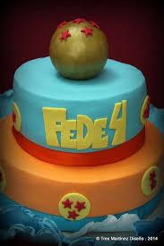 dragon ball z cake jpg birthday cakes pinterest dragon ball
