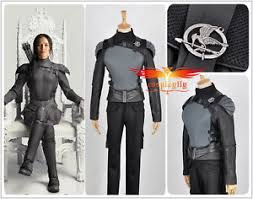 Mockingjay Halloween Costume Hunger Games 3 Mockingjay Black Armour Katniss Everdeen Gale