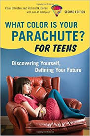 what color is what color is your parachute for 2nd edition discovering