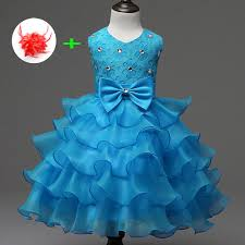 party frocks online shop princess wedding party frocks layered
