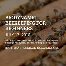 orlando biodynamic beekeeping for beginners florida of