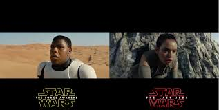 Maps To The Stars Trailer Star Wars Last Jedi And Force Awakens Trailers Compared Time Com