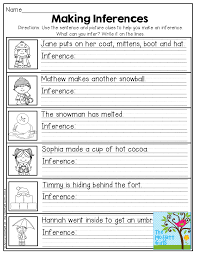 making inferences tons of great printables for 2nd grade