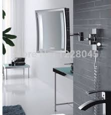 bathroom makeup mirror wall mount cheap wall mounted makeup mirror 5x find wall mounted makeup mirror