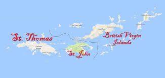 St Thomas Island Map An Ode To The Unappreciated Saint U2013 Our Life Aquatic