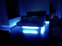 Blue Bedroom Lights Neon Bedroom Lighting Home Living Now 70821