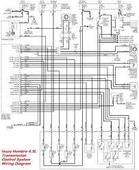 2001 isuzu rodeo radio wiring diagram wiring diagram simonand