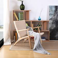 Wooden Arm Chairs Living Room Modern Design Solid Wooden Living Room Lounge Arm Chair Ash Solid