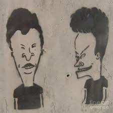 Beavis And Butthead Halloween by Beavis And Butthead Photograph By Unknown