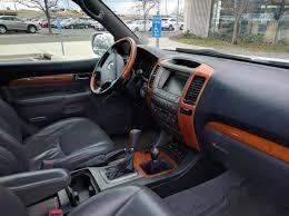 lexus floor mats for gx470 for sale 2005 lexus gx470 130k miles white grey interior