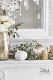 and simple fireplace mantel decorating ideas shabbyfufu