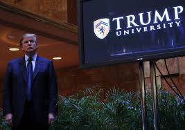 Trumps Hpuse In New York Defense Open To Settlement In Trump University Lawsuit Pbs Newshour