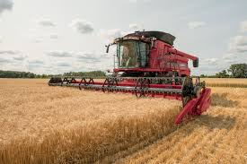axial flow 6140 combine harvesting equipment case ih