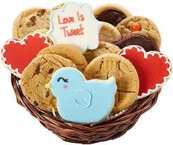 cookie basket is tweet cookie basket