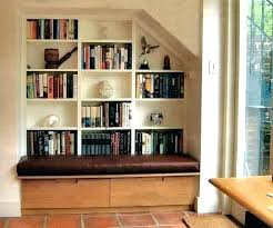 bookcase bench bookshelf with bench seat real estate directories