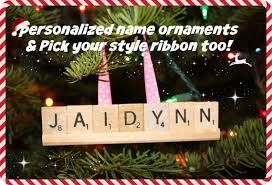custom ornament ornament custom ornament name