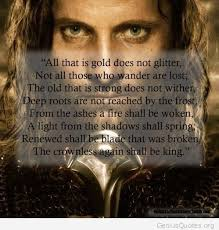 of the rings quote