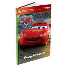 leapfrog leapreader book disney pixar cars 3d target