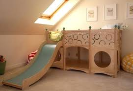 Boys Bunk Beds With Slide Childrens Bed With Slide U2013 Bookofmatches Co