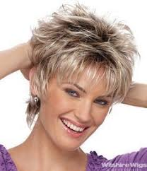 short hairstylescuts for fine hair with back and front view 20 short hair for women over 40 sassy bangs and crown