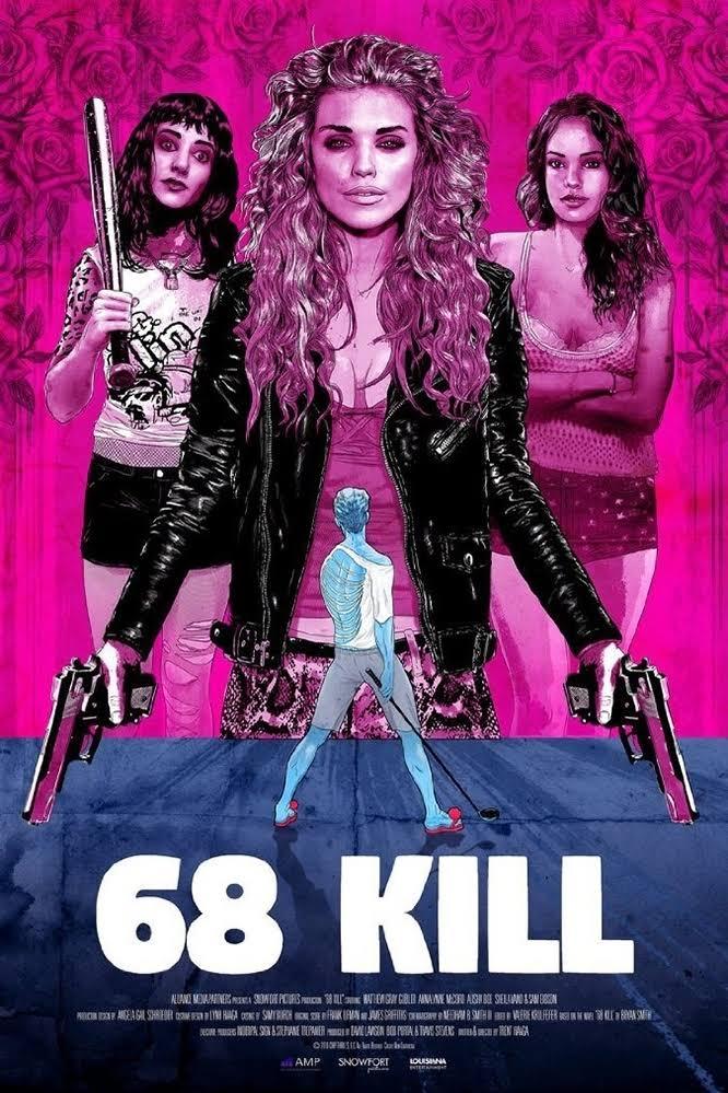 68 Kills (2017) WebRip