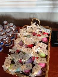 bridal brunch favors shower favors eos lip balm with take me tags