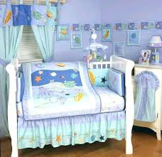 Seashell Crib Bedding Sea Baby Bedding S Seashell Crib Bedding Hamze