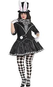 Mad Hatter Halloween Costume Girls Alice Wonderland Costumes Alice Wonderland Costume Ideas