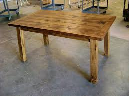Distressed Kitchen Tables Apartments Attractive Reclaimed Rustics Distressed Kitchen Table