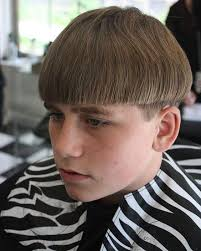 haircuts with longer sides and shorter back 138 best bowlcut images on pinterest