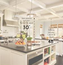 kitchen kitchen island light height light height kitchen island