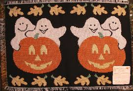 halloween table placemats