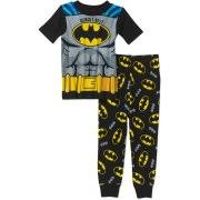 batman baby toddler sleepwear