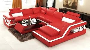 bonded leather sectional sofa red sectional sofa red and white bonded leather sectional sofa with