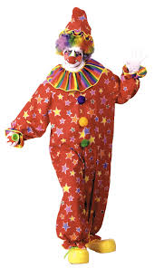 Target Mens Halloween Costumes Colorful Clown Costume Costumes