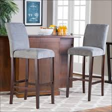 Grey Leather Bar Stool Kitchen Metal Swivel Bar Stools Grey Counter Stools Counter Bar