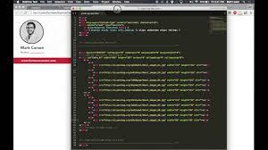 design html email signature dreamweaver html email signature tutorial youtube