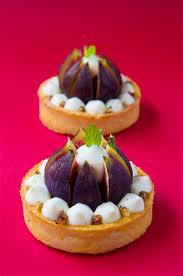 cuisine lille recette tarte figue vanille pâtisserie envoie le sucré