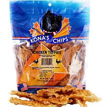 kona u0027s chips dog jerky jerky dog treats chicken jerky dog