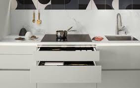 cuisine sans poignee une cuisine sans poignée frenchy fancy