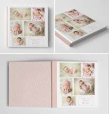 baby girl photo album newborn baby photoshop photo book album template for photographers