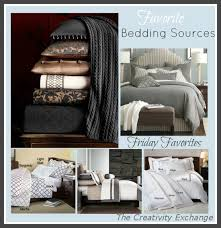 Gorgeous Bedding Favorite Sources For Inexpensive U0026 Beautiful Bedding Friday