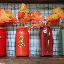 Fall Vase Ideas Fall Crafts In Jars Ideas Mason Jar Crafts Love