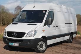 used mercedes benz sprinter vans for sale motors co uk