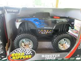 monster truck bigfoot road rippers monster trucks for summer fun review emily reviews